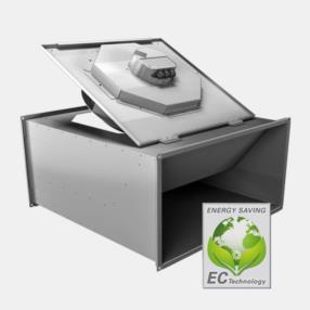 EC Duct fan (Type: KHAG)